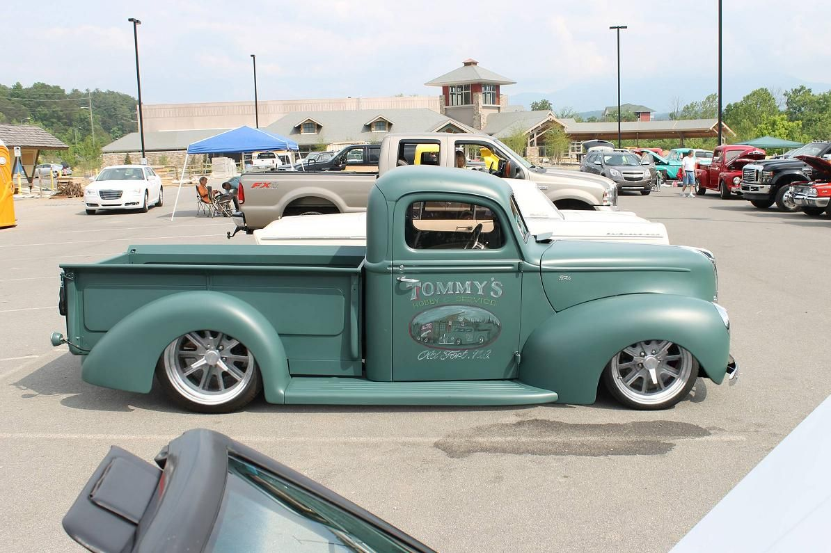 Cool 1940 Ford Get Tons Of Free Traffic And Followers On Autopilot With Your Instagram Account Tap T Classic Cars Trucks Classic Trucks Old Ford Trucks