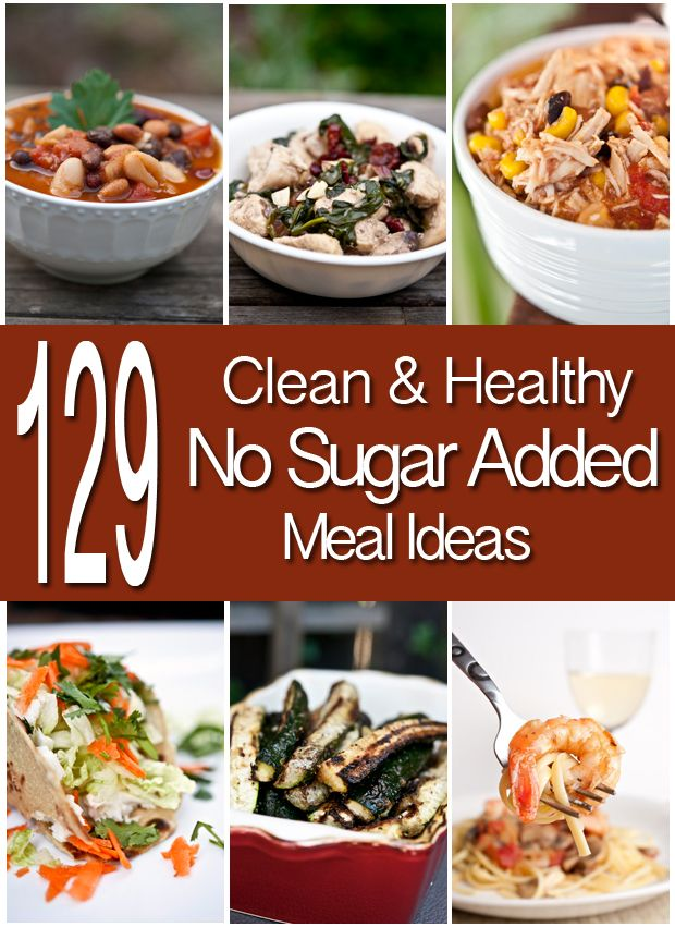 sugar free diet plan pdf