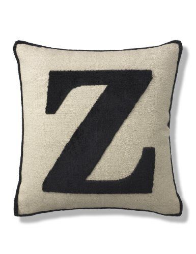 Letter Z Cushion - Marks & Spencer