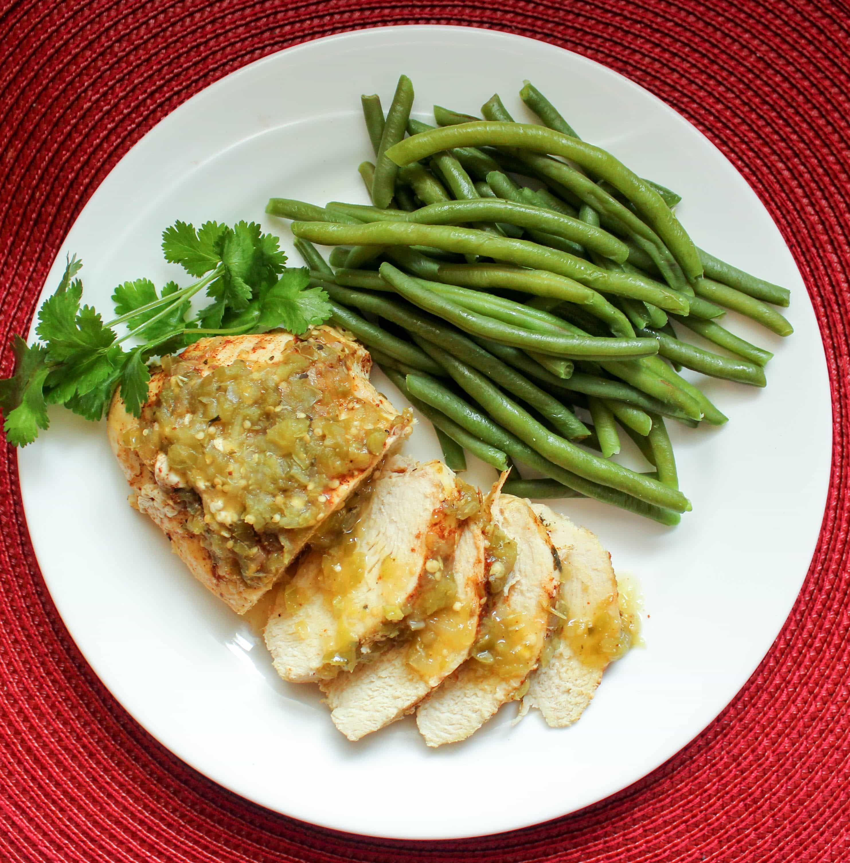 4 Ingredient Salsa Verde Chicken {THM-FP, Low Carb, Instant Pot} | My – Çorba Tarifleri