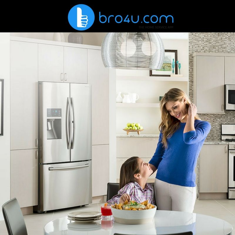 Home Appliance Repair In Hyderabad Is Made Easy With Bro4u Where One Can Find Compare And Book The Tru Appliance Installation Kitchen Appliances Smart Kitchen