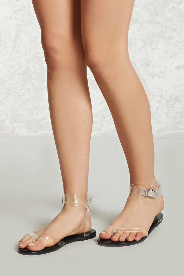 Strap SandalsShoes 2019 Ankle Jelly Rasss Zapatos En ❤️❗️ FK5TJlcu13