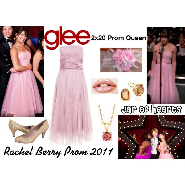 klassiset tyylit paras verkkosivusto myöhemmin Rachel Berry (Glee) : Prom 2011 | Glee fashion, Rachel berry ...