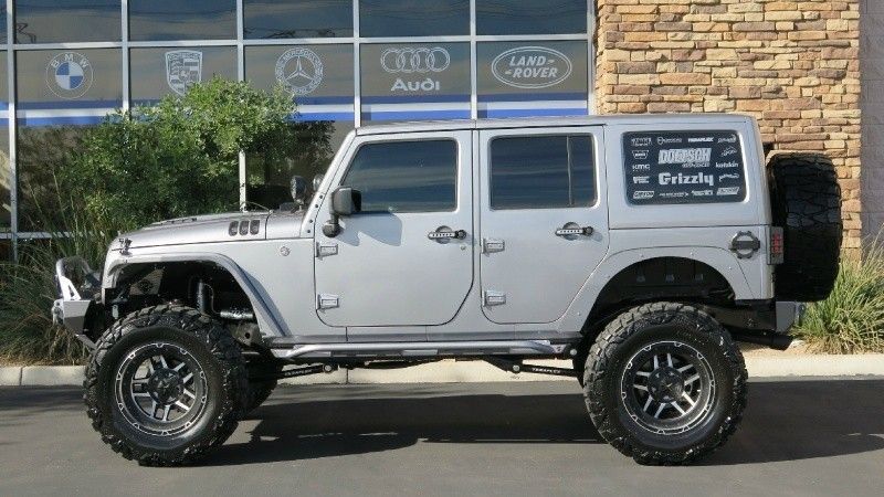 2016 Jeep Wrangler Unlimited 4WD Rubicon Inventory