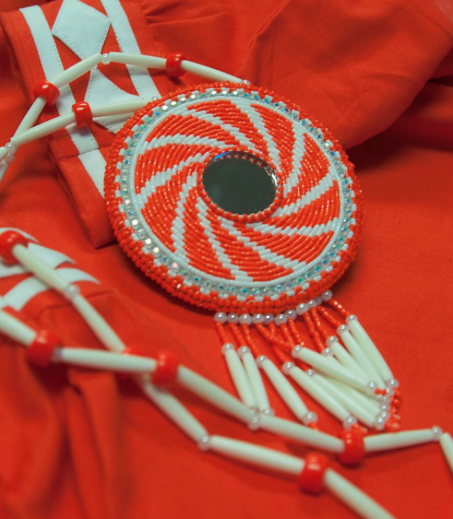 Choctaw Beads: Traditional Native American Products