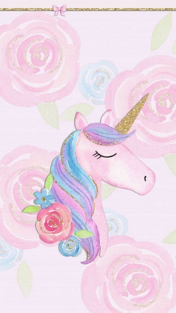 Unicorn Fun Sleepover Party Invitation Template Free Greetings Island Unicorn Wallpaper Cute Unicorn Painting Unicorn Wallpaper