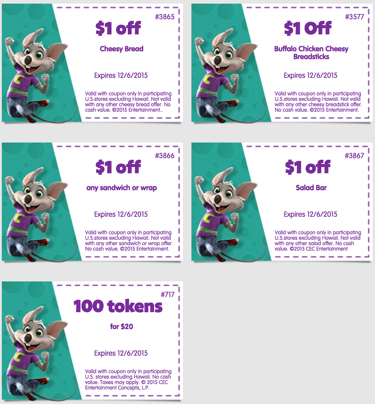 Kirklands coupons december 2013 - Chuck E Cheese Coupons October 2017 Printable Coupons Free Tokens