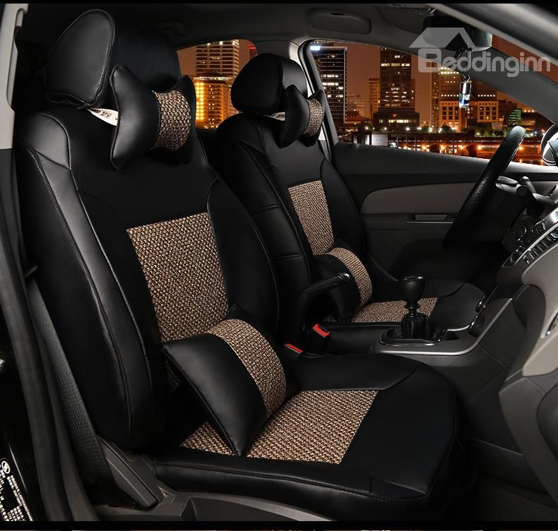 Hot Selling And Environment Leather Material Car Seat Cover #car #decor #accessories