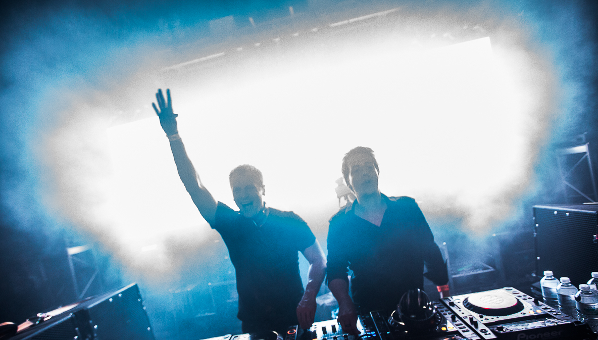 """Tritonal was named to the MTV Clubland """"Artists to Watch in 2013"""" list. They have been blowing up and with kinds words from DJ Mag #1 Armin van Buuren, they are bound to blow up in 2013."""