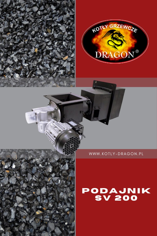 Podajnik Sv200 Technix W Kotlach Grzewczych Dragon Dragon Movie Posters