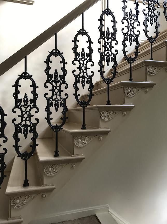 Foyer Design Project With Images Foyer Design Stair Railing