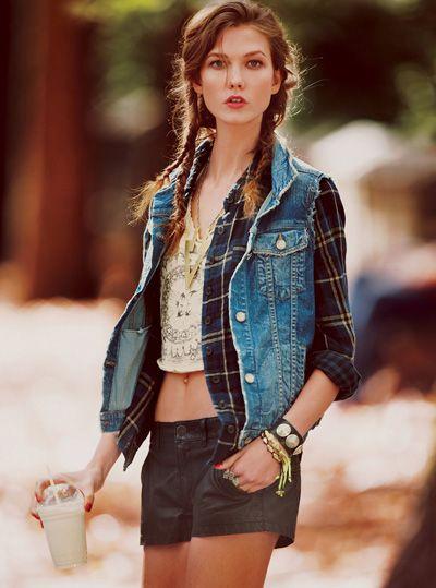 Karlie Kloss Photos - Free People NY LA Lookbook With Karlie Kloss ... 00f22d3e45e6