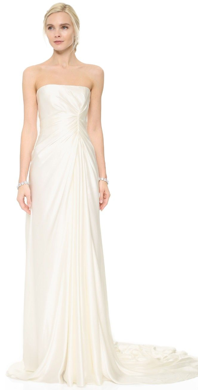 Lady slipper gown ladies slippers reem acra and gowns
