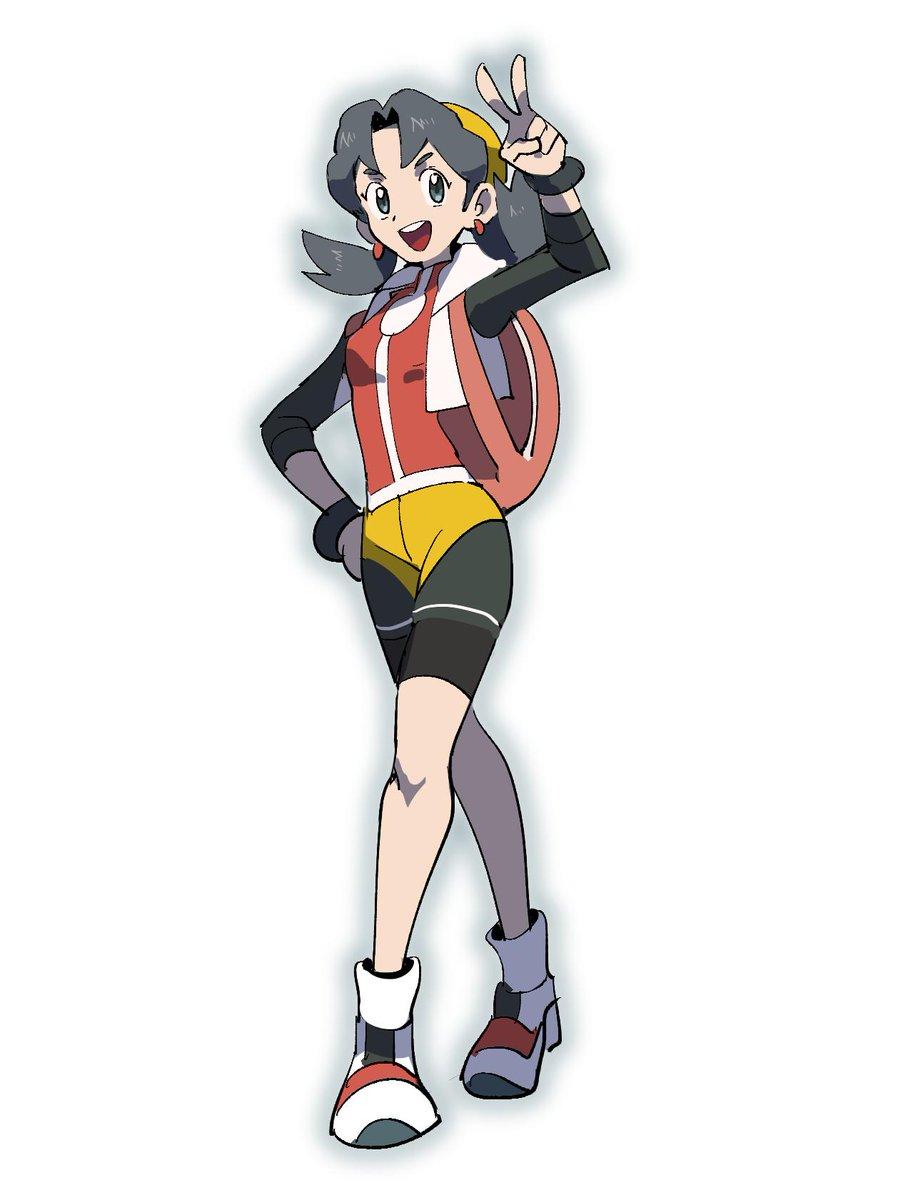 Rev Revolocities Tvitter Pokemon Dragon Pokemon Waifu Pokemon Characters