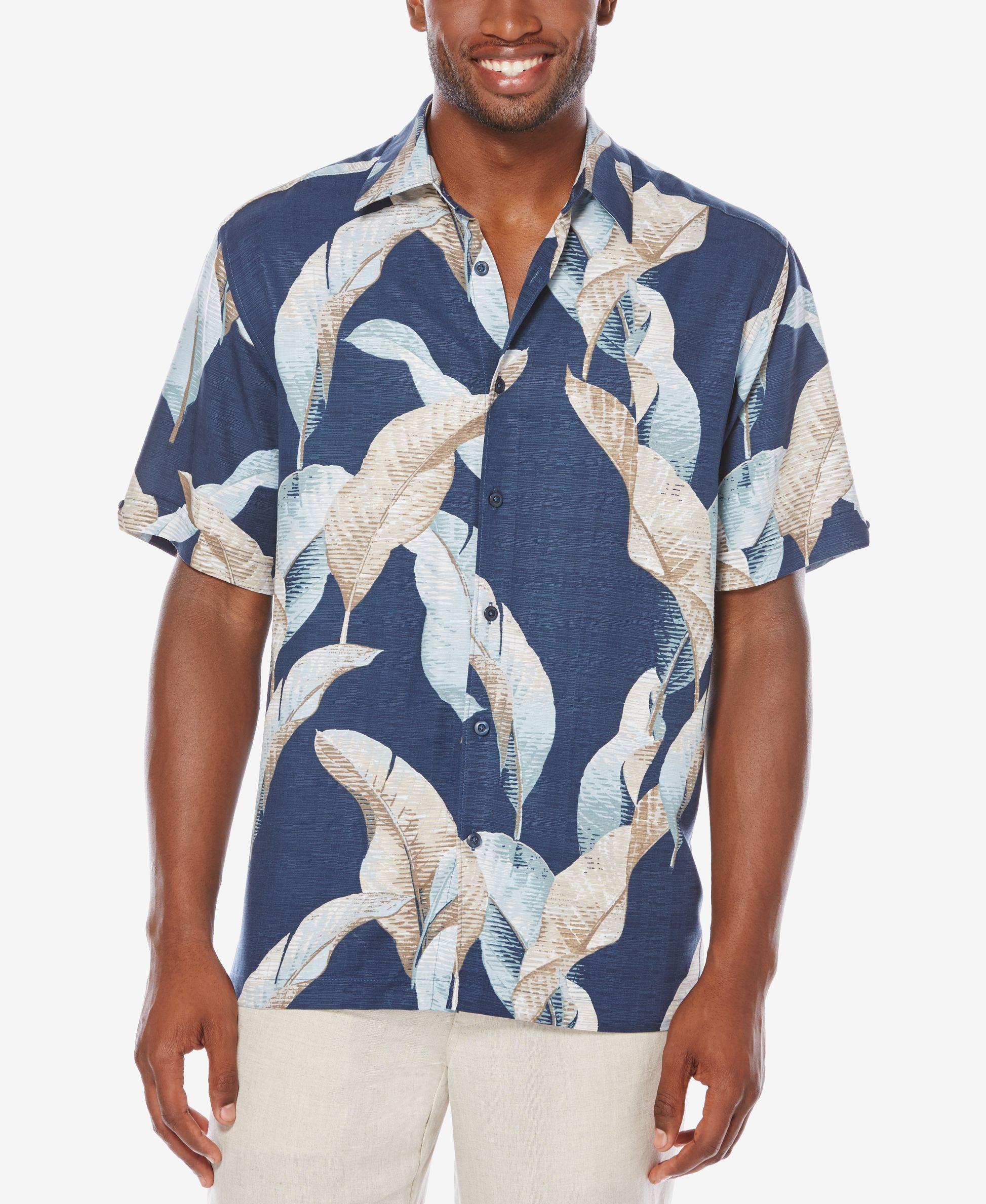 2daad9920e Cubavera Print Shirt
