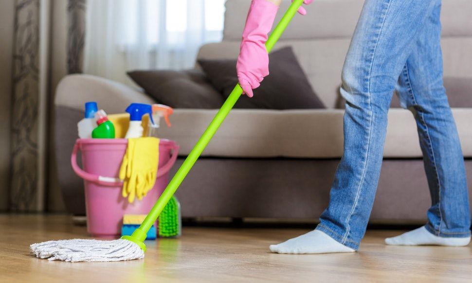 The 4 Best Mops For Hardwood Floors Clean Hardwood Floors Bamboo Flooring Mopping Hardwood Floors