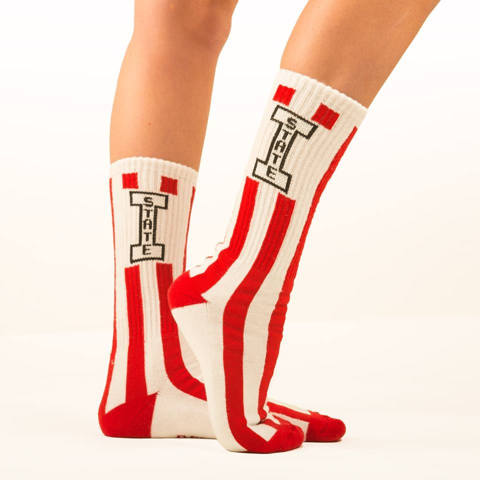 Get your vintage #RedbirdSocks when you make a gift of $25 or more in support of your campus passion at #IllinoisState. You can make your gift and get your socks today at IllinoisState.edu/Socks.