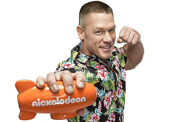 """""""Nickelodeon has a lot in common with the WWE, they do a great job of entertaining their audience and so do we,"""" John Cena tells TheWrap"""
