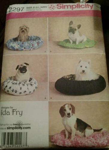 Dog Bed Sewing Pattern | Dog idea | Pinterest | Dog beds, Dog bed ...