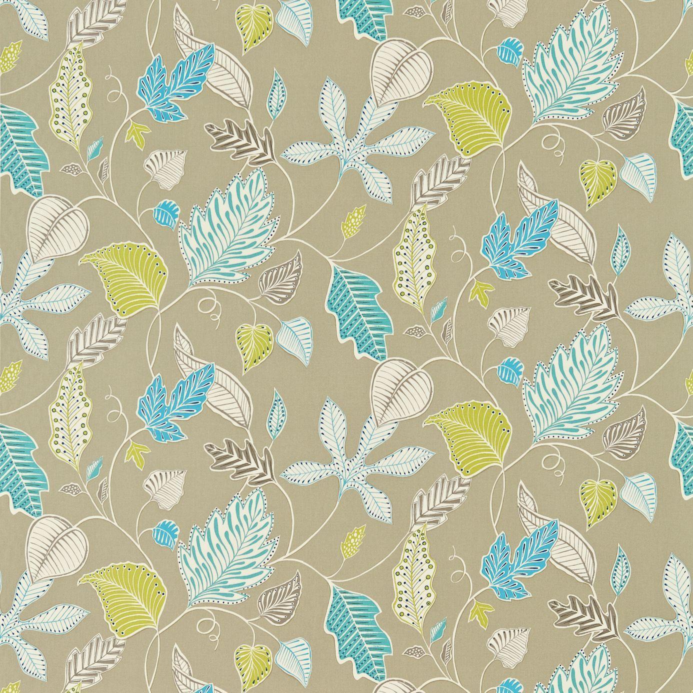Harlequin - Details of Fabrics and Wallcovering designs Folia - Flavia