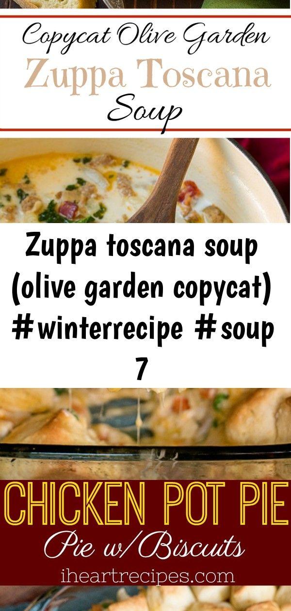 Zuppa toscana soup (olive garden copycat) #winterrecipe #soup 7 #zuppatoscanasoup