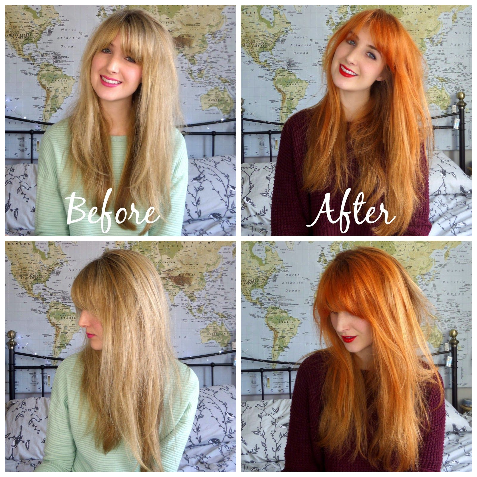Review Superdrug Colour Effects Wash In Wash Out Hair Dye In