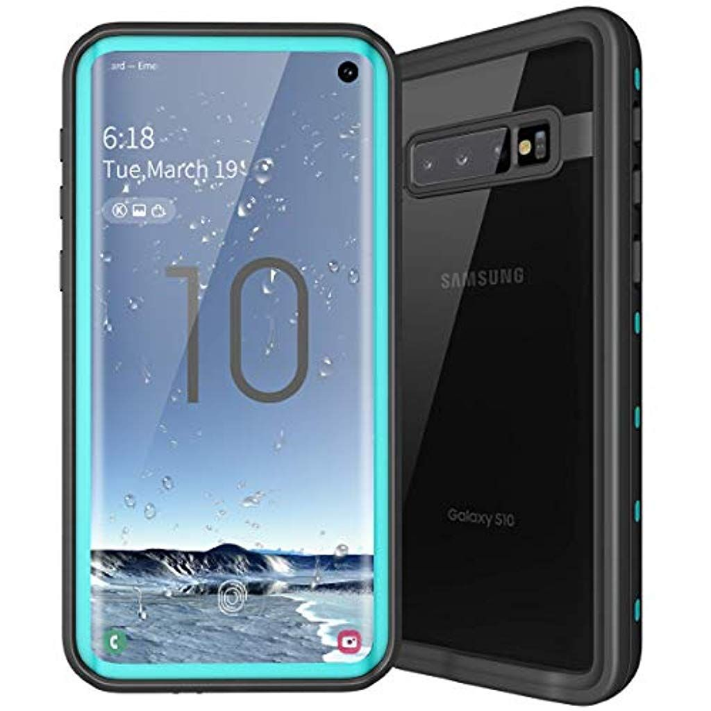 ShellBox Samsung Galaxy S10 Cases Waterproof Case with Built
