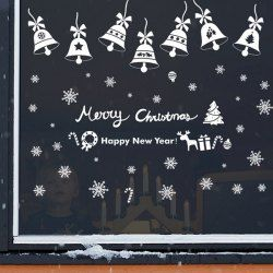 SHARE & Get it FREE   Removable Merry Christmas Bell Living Room Wall StickersFor Fashion Lovers only:80,000+ Items • New Arrivals Daily • Affordable Casual to Chic for Every Occasion Join Sammydress: Get YOUR $50 NOW!
