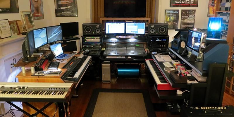 Film Score Composer Home Studio - Google 検索
