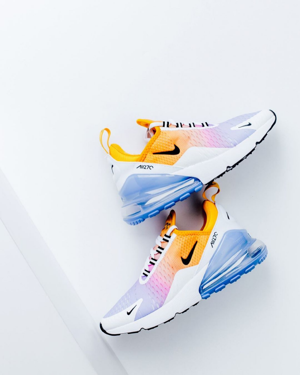 Nike Drops a Tie Dye Inspired Air Max 270 Sneaker: Pretty in