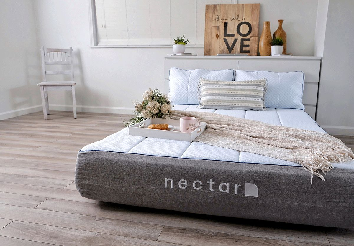LOVE this mattress, comfy and it's crazy affordable.