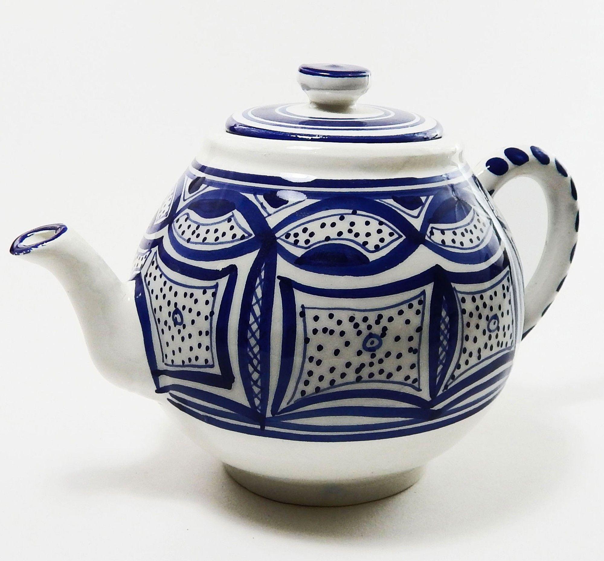 Qamara Hand Painted Drinkware