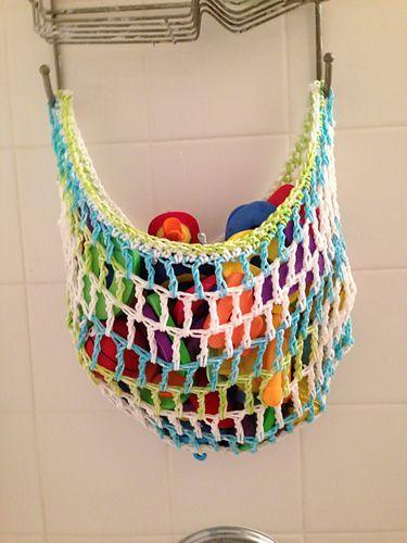Baby Bath Tub Toy Bag