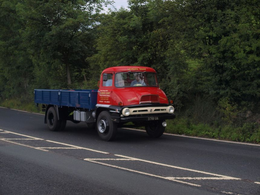 Ford Thames Trader Sideloader Trucks - 1959 | Legendary & Oldtime ...