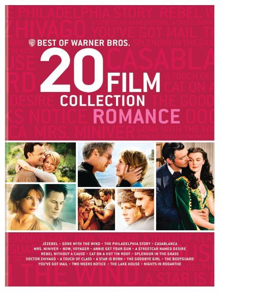 Best Of Warner Bros  Film Collection Romanceamazon
