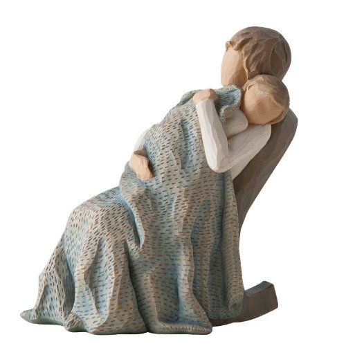Willow Tree Mother /& Father with 3 Children Figurine Gift Set Opt3