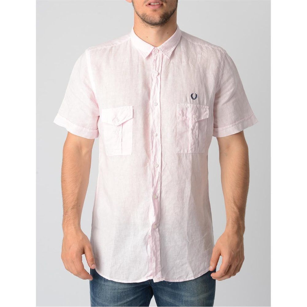 Pink XL Fred Perry Mens Shirt 30202254 0913