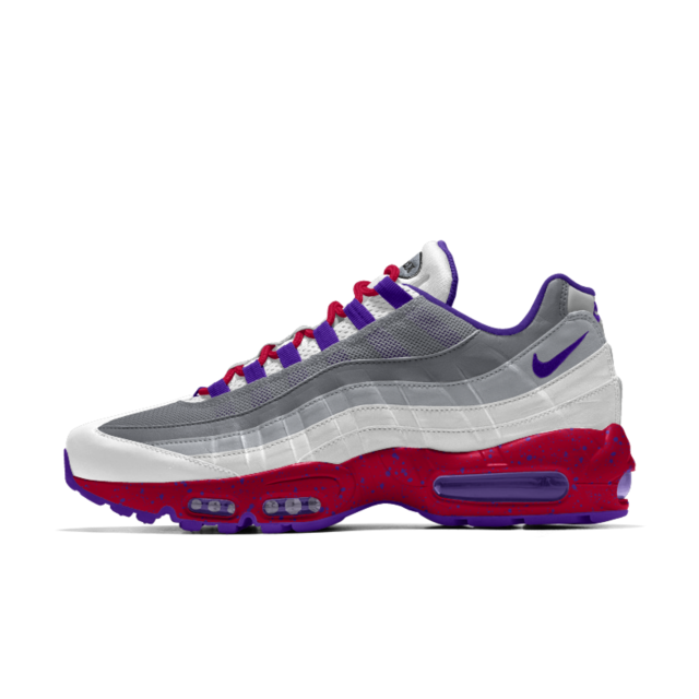 Chaussure Nike Air Max 95 iD pour Homme   shoes in 2019   Air max ... de71c2ee3724