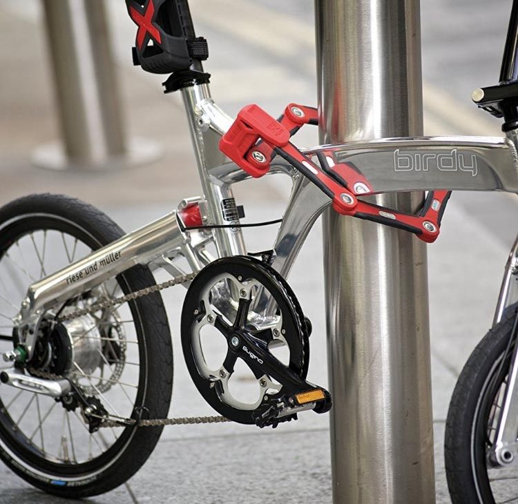 5 Of The Best Bike Locks 2019 Security Ratings Of The Strongest