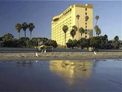 The Crown Plaza On Ventura Pier Hotel We Stayed At When Went To Had Some Amazing Views Of Ocean
