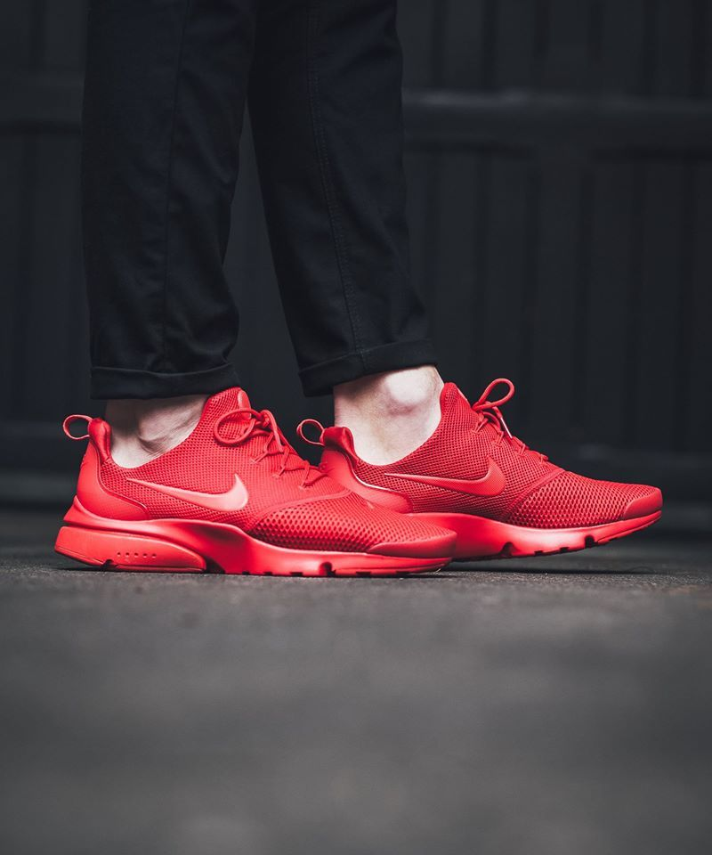 9aed1cd5c9f Nike Air Presto Fly University Red-1 Tenis
