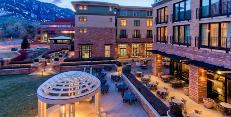 St Julien Hotel Spa In Boulder Co