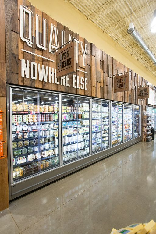 Pin By The Greater Group On Retail Supermarket Grocery Store Design Supermarket Design Retail Store Design