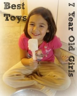 Here you will find the best 7 year old girl toys for a birthday or Christmas.