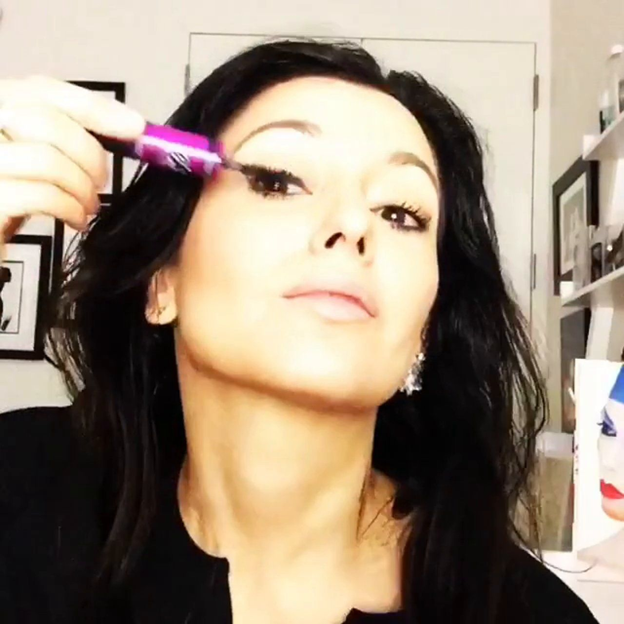 lash out! #mascara #lashes #makeup #beautytutorial #tutorial #beauty #howto #diy #video