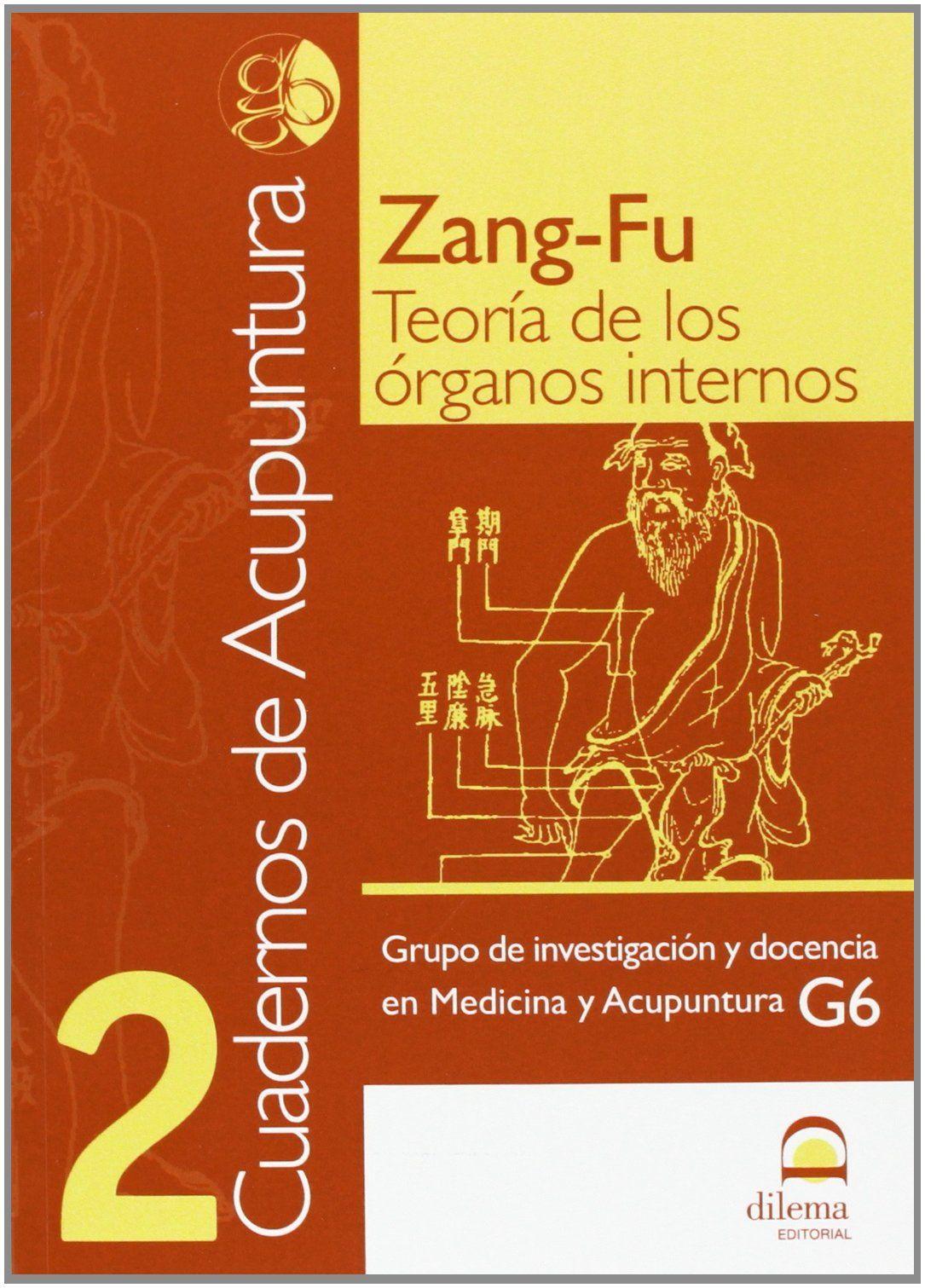 Cuaderno que desarrolla la teoría de los Zang Fu (órganos internos ...