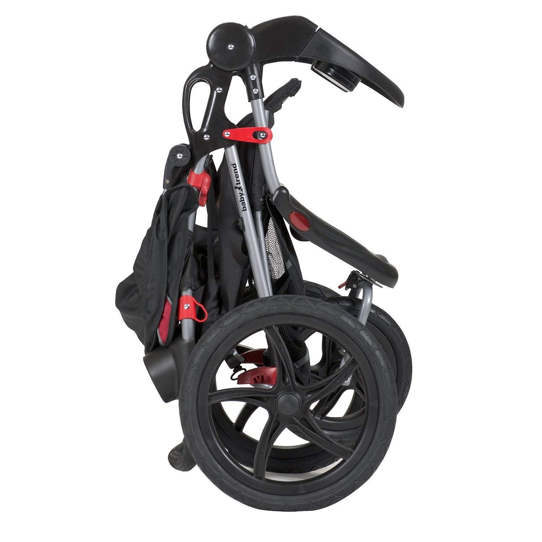 Baby Trend Range Travel System Folding Jogging Stroller