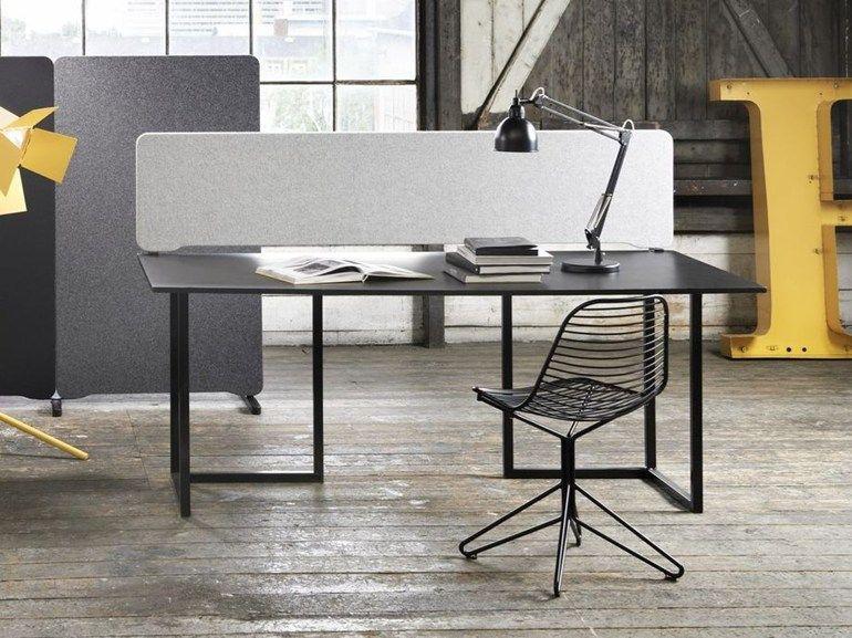 Modular Schreibtisch-Trennwand Für Schreibtisch Kollektion
