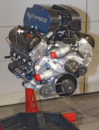 the 100 millionth chevrolet small block v 8 built was also the best smallblock engine chevy. Black Bedroom Furniture Sets. Home Design Ideas
