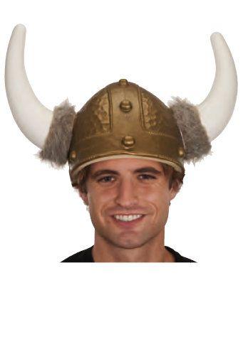 Deluxe Horned Viking Helmet Adult Size